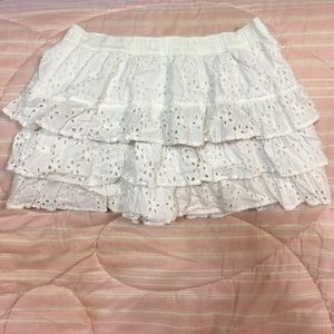 Abercrombie and Fitch mini skirt Medium